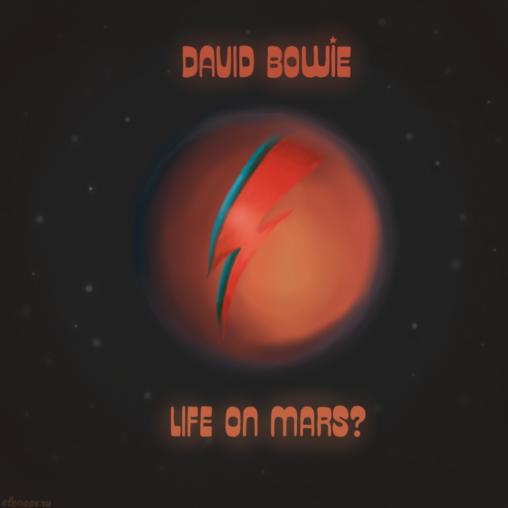 Дэвид Боуи Life on Mars